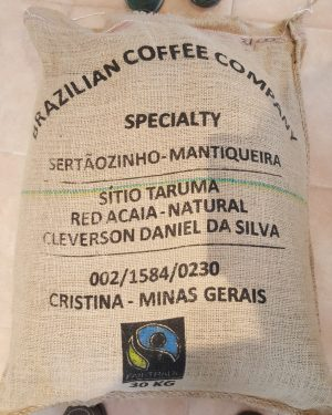 Coffee Bag Sitio Taruma