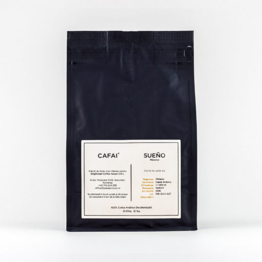 Mexic Sueno Decaf by Cafai