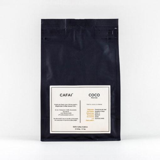 pachet cafea rwanda coco